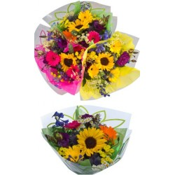 Seasonal Surge Large Bouquets 8 Bunches